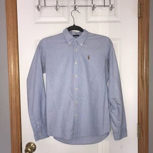 Ralph Lauren Slim Fit Oxford